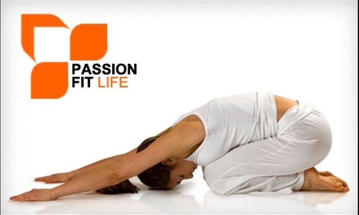 Passion Fit Life - Madison: $45 for Three Personal Training Sessions at Passion Fit Life