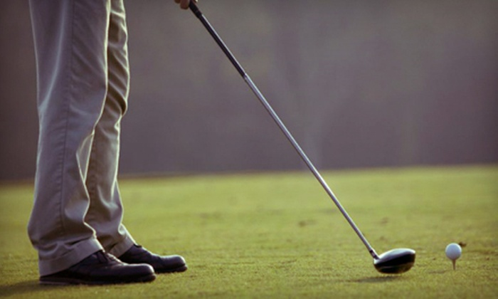 Junior Achievement - Lincoln: $24 for Discounted Greens Fees at 20 Area Courses from Junior Achievement (Up to $49.95 Value)