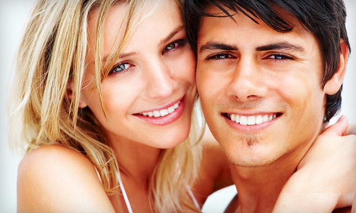 SunSera Salons - Multiple Locations: Tanning and Teeth-Whitening Package, or In-House Teeth Whitening Treatments at SunSera Salons (Up to 55% Off)