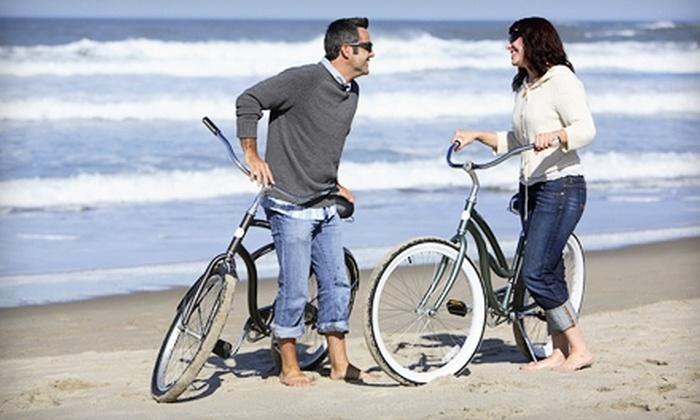 Island Bicycle Company - Galveston: $20 for $40 Worth of Bike, Surrey, Paddleboard, Kayak, and Beach-Gear Rentals from Island Bicycle Company in Galveston