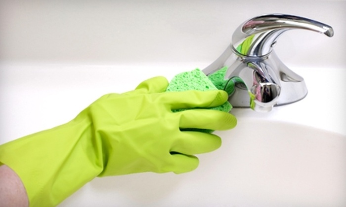 Green Clean - Casselberry Queens Mirror: $49 for an Eco-Friendly House Cleaning from Green Clean ($149 Value)