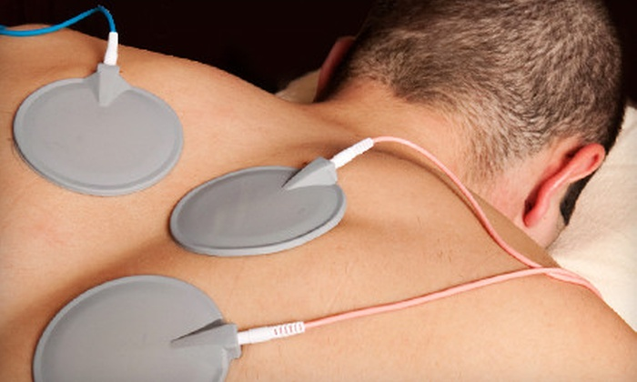 Absolute Health Medical Center - Harlow: One or Three Spinal Electric Stimulation and Spinal Adjustment Treatments at Absolute Health Medical Center (Up to 77% Off)