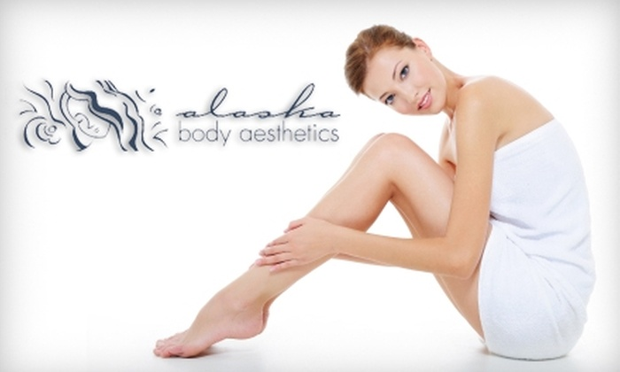 Alaska Body Aesthetics - University Area: $149 for Three Permanent Laser Hair-Reduction Treatments at Alaska Body Aesthetics (Up to $825 Value)