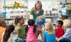 null - Multiple Locations: $95 for Four Kids' Language Classes, Registration, and CD at Language Stars