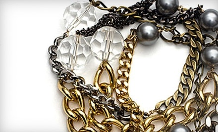 $60 Groupon to Robyn Rhodes - Robyn Rhodes Jewelry in