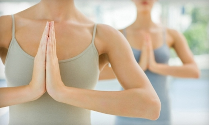 La Jolla Yoga Center - Village: $49 for One Month of Unlimited Classes at La Jolla Yoga Center (Up to $160 Value)