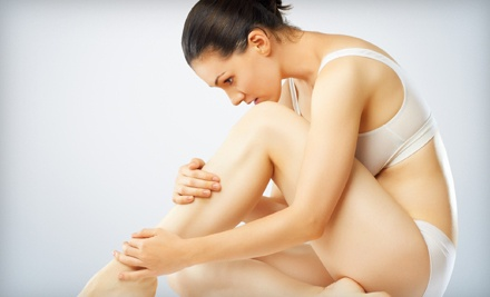 Three Laser Hair-Removal Treatments on an Extra-Small Area (a $150 value) - Vein Center Of Charlotte in Charlotte