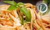 Venetian Restaurant - Weymouth: $12 for $25 Worth of Italian Cuisine at The Venetian Restaurant in East Weymouth