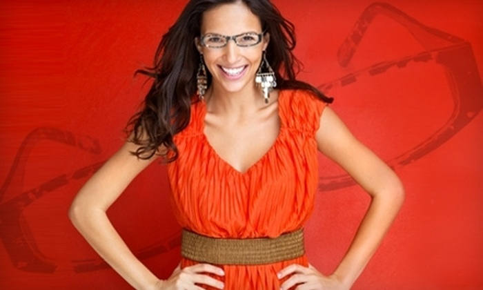 ClearlyContacts.ca: $19 for $60 Worth of Prescription Eyewear from ClearlyContacts.ca