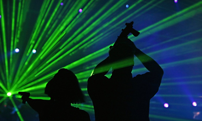 Skyline Laser Tag - Washington DC: One Hour of Laser Tag for Two or Four at Skyline Laser Tag in Winchester