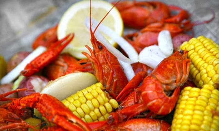 Wolfies Restaurant & Sports Bar - Spring: $10 for $20 Worth of Crawfish and Grilled Fare at Wolfies Restaurant & Sports Bar in Spring