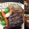 58% Off at Quinn's Steakhouse