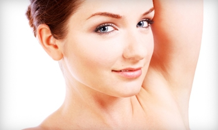 Greenspring Rejuvenation - Tucson: $99 for Three Laser Hair-Reduction Treatments at Greenspring Rejuvenation (Up to $450 Value)