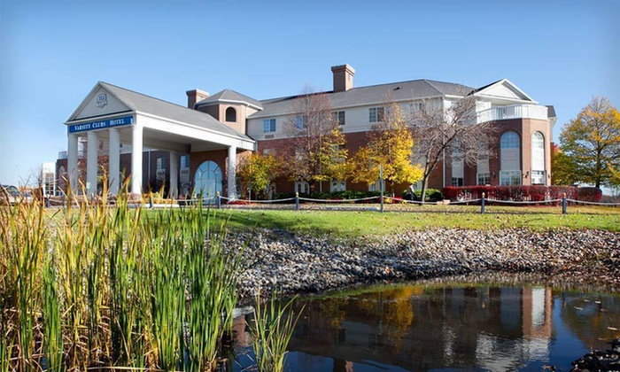 Varsity Clubs of America—South Bend - Mishawaka, IN: Two-Night Stay in a One-Bedroom Suite at Varsity Clubs of America–South Bend in Mishawaka, IN