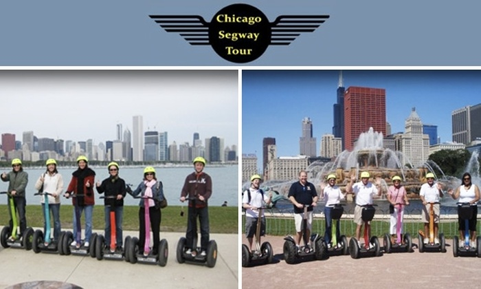 Chicago Segway Tour - Near North Side: $39 for Chicago Segway Tour ($70 Value with Tax)