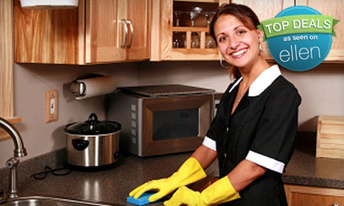 Maid in America - Downtown Columbus: One, Two, or Three Two-Hour Cleaning Sessions from Maid in America (Up to 57% Off)