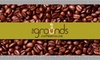 The Grounds Coffeehouse Closed - West End: $8 for $16 Worth of Coffee at The Grounds Coffeehouse