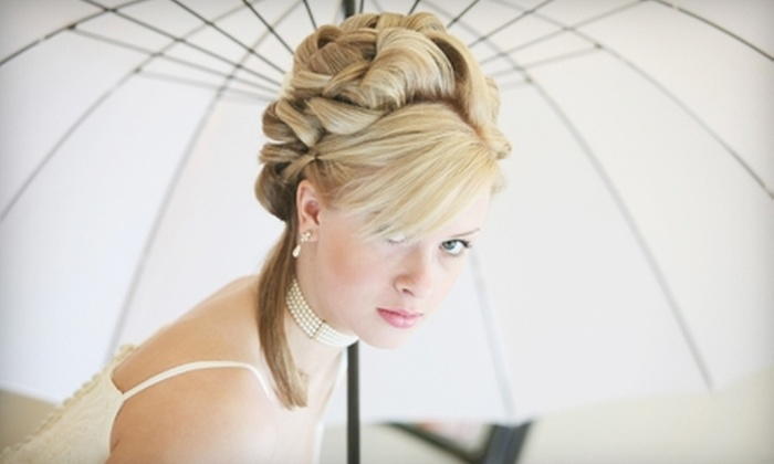 KnockOuts Hair & Body Studio - Clearbrook Commercial: $20 for a Shampoo, Cut, and Style at KnockOuts Hair & Body Studio ($41 Value)