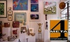 META4 Contemporary Craft Gallery - Port Perry : $45 for Your Choice of Full-Day Workshop at Meta4 Contemporary Craft Gallery in Port Perry ($95 Value)
