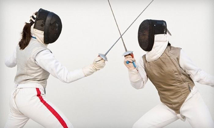 Boston Fencing Club - Warrendale: $40 for One Month of Unlimited Fencing Classes at Boston Fencing Club in Waltham (Up to $120 Value). Two Options Available.
