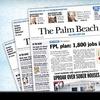 """The Palm Beach Post"" - 75% Off Sunday Subscription"
