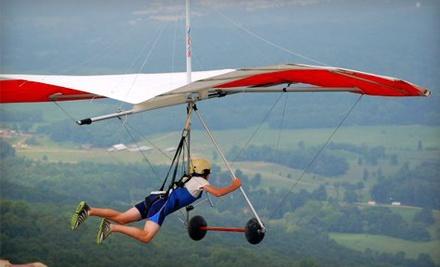 Lookout Mountain Flight Park - Lookout Mountain Flight Park in Rising Fawn