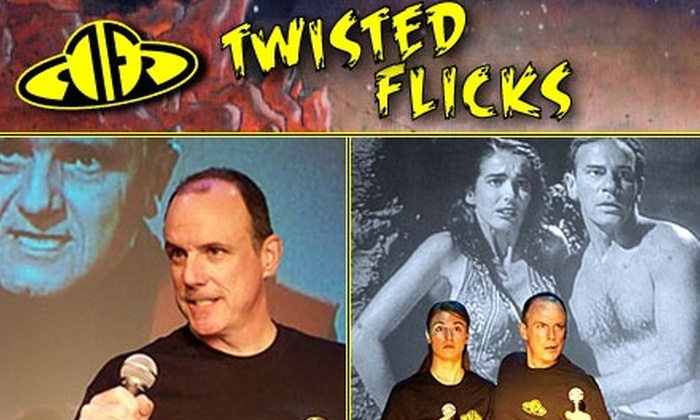 Wing It Productions - University District: $5 Ticket to Twisted Flicks ($10 Value)