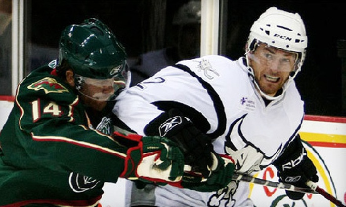One Ticket to a San Antonio Rampage Hockey Game. Six Options Available.