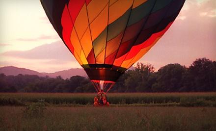 R.O. Franks Hot Air Balloon Company - R.O. Franks Hot Air Balloon Company in Asheville