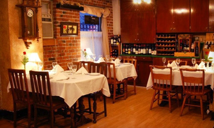 La Fontana Siciliana - Belltown: $30 for $60 Worth of Sicilian Cuisine at La Fontana Siciliana