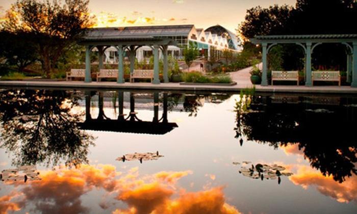 Denver Botanic Gardens In Denver Colorado Groupon