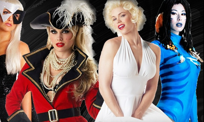 Party & Gifts 4U: $12 for $25 Toward Halloween Costumes and Accessories from Party & Gifts 4U