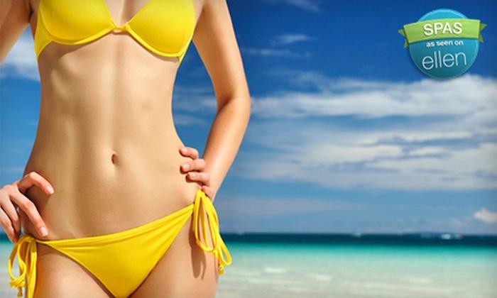 Greenleaf Day Spa - Cartersville: One or Three Brazilian Bikini Waxes at Greenleaf Day Spa in Cartersville