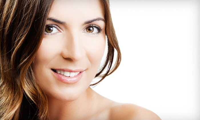 Body Image Solutions - Airline/Jefferson: Laser Skin-Rejuvenation Treatments on Small Area or Face at Body Image Solutions (Up to 77% Off). Four Options Available.