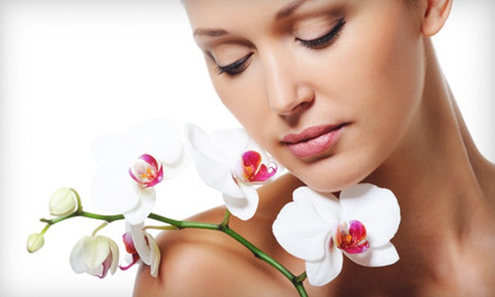 Grand Salon & Spa - Burleson: One, Three, or Five Anti-Aging Facials with Microdermabrasion at Grand Salon & Spa in Burleson (Up to 72% Off)