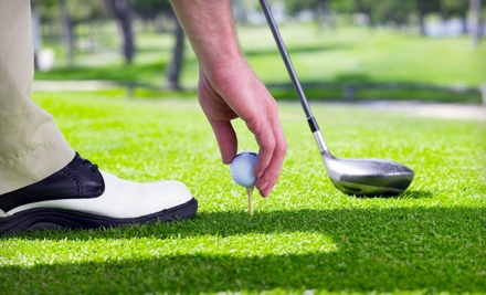 9 Holes of Golf for 2 - Marysville Golf Course in Corvallis