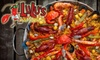 Lulu's Bait Shack - East Fort Lauderdale: $15 for $30 Worth of Cajun-Influenced Fare and Drinks at Lulu's Bait Shack