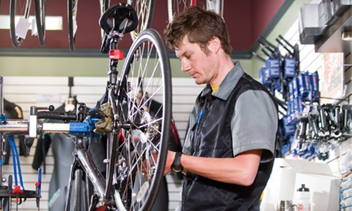 Bicycle Clinic - Multiple Locations: $20 for a Bicycle Tune-Up at Bicycle Clinic ($39.99 Value)