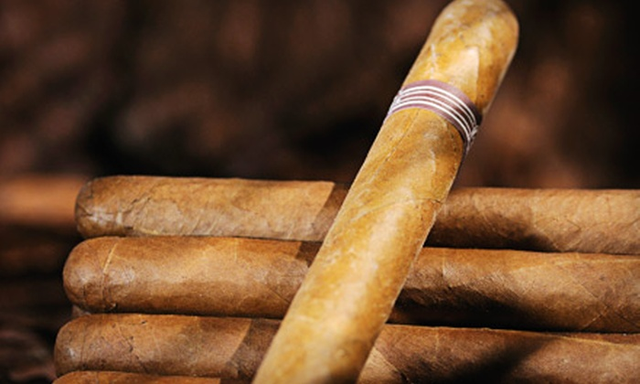 Havana Cigars - Sun City Anthem: Cigars and Cigar Apparel at Havana Cigars in Anthem (Up to 53% Off). Two Options Available.
