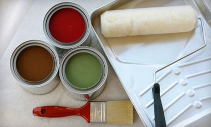 BidMyCrib - Multiple Locations: $399 for $800 Worth of Exterior House Painting from BidMyCrib