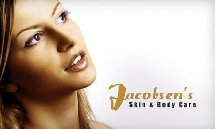 Jacobsen's Skin and Body Care - Columbus: $50 for $100 of Services at Jacobsen's Skin and Body Care