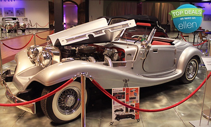 North Texas Automotive Museum - Renner,Cottonwood Creek: Outing for Two or Four to North Texas Automotive Museum in Richardson (Up to 60% Off)