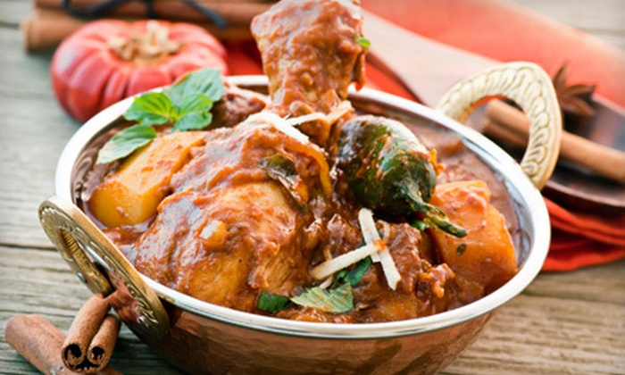 Curry Mantra - Fairfax: $15 for $30 Worth of Indian Cuisine at Curry Mantra in Fairfax