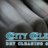 $10 for Dry Cleaning at City Cleaners
