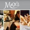 Half Off at Max's Bistro
