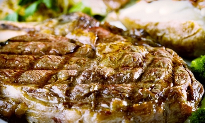 Michael's Steak House - Sioux Falls: $20 for $40 Worth of Upscale American Fare at Michael's Steak House