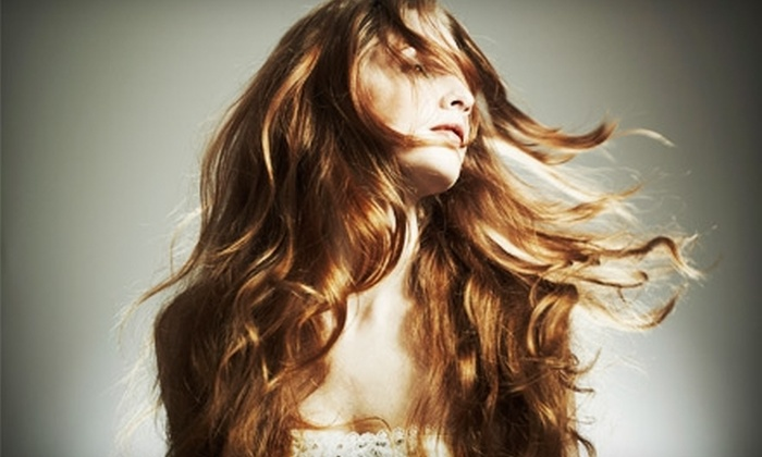 Salon Entré Nous  - Southborough: $59 for Haircut and Color at Salon Entré Nous in Southborough (Up to $120 Value)