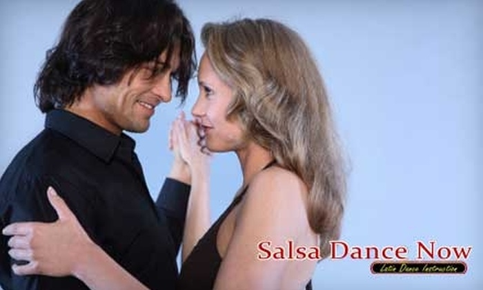 Salsa Dance Now! - Campbell: $30 for Three Salsa or Bachata Dance Lessons at Salsa Dance Now!
