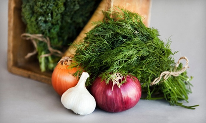 $29 for Two Weeks of CSA Produce from ProFarm Produce ($58.33 Value). Eight Locations Available.