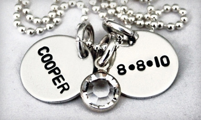 Tiny Tag Designs: $49 for a $100 Worth of Jewelry and Accessories from Tiny Tag Designs